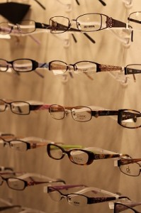 designer eyeglass frames and lenses