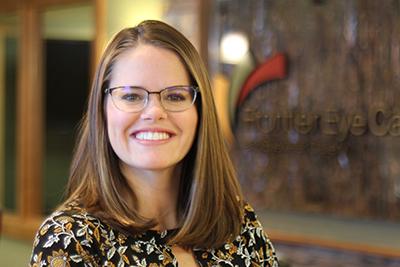 Dr. Ashley Alden, Optometrist